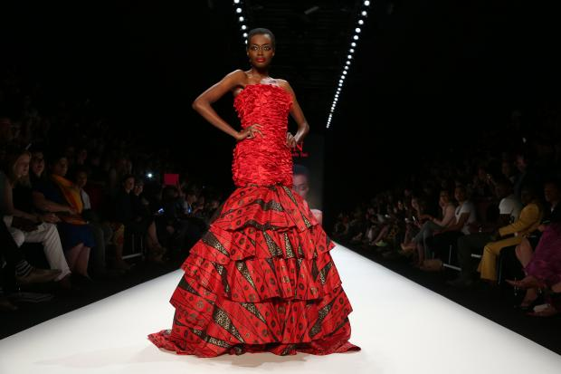 Designer Fashion From Africa On The Rise D C Development Cooperation