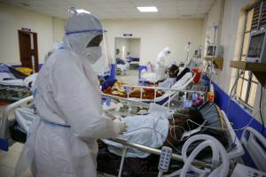 Masks, face shields, protective suits and test kits are badly needed in Kenya's hospitals.