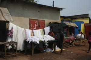 Efforts to fight youth unemployment must also take into account the informal sector: street vendors in Lusaka, Zambia.