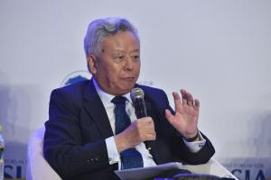 Jin Liqun, president of the AIIB.