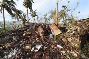 Many least developed countries are particularly threatened by the effects of climate change. Cyclone Pam left a trail of destruction when it ripped through the impoverished Pacific island state of Vanuatu in 2015.