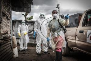 According to the World Health Organisation, numbers of Ebola infections are rising again in West Africa.
