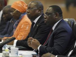 Macky Sall, Senegal's president, won office in elections, after campaigning against his predecessor Abdoulaye Wade.