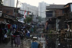 Jakarta is a city of contrasts.