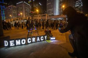 Hong Kongers have been rallying for civic liberties for many months