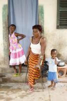Visions Solidaires focuses on women with disabilities in Togo.