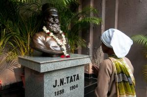 Jamsetji Tata will never be forgotten.