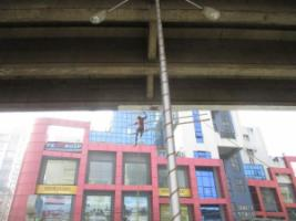 Occupational safety is not a priority in Indian construction work.