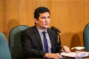 From judge to minister: Sérgio Moro.