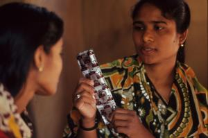 Condoms make a difference in Bangladesh.