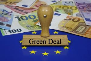 Significant sustainable investment is needed to turn the Green Deal into reality.