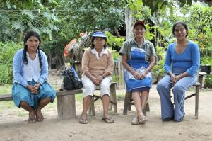 Emancipating women in Bolivia to overcome gender-based violence and discrimination.