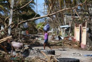 After Hurricane Matthew, Haiti's government got  $ 20 million insurance payments in record time.