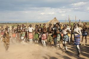 Every one has human rights: the Karo are an ethnic minority in Ethiopia.
