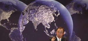 UN Secretary-General Ban Ki-moon took the approach of drafting global post-2015 goals with broad public participation.