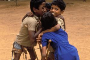 It is better to live in a city: children in Bangalore.