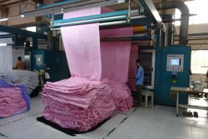 The DBL Group's dyeing and printing units in Bangladesh use a lot of water.