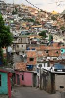 More and more tourists want to find out what life is like in the Rocinha favela and take tours of the neighbourhood.