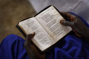 Bible in Bari, a language spoken in South Sudan and Uganda.
