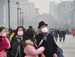 The protection masks offer are limited, but in China's smog-engulfed cities – like Shanghai, for example – they have become a regular outdoor accessory.