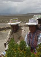 Today, indignous women in the Andes are no longer at risk of forced sterilisation.