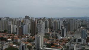 The SDSN wants the sustainability goals to be met by 20130 at the global, regional, national and local levels: highrise housing in São Paulo.