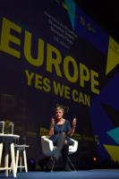 Facebook, Amazon und Google pay attention to Margrethe Vestager, the competition commissioner.