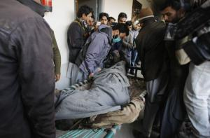 Militant insurgents are causing bloodshed – a university near Peshawar was attacked on 20 January.