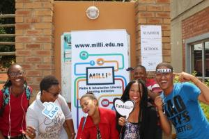 Opening of the Milli* Summer School 2017 in Windhoek, Namibia.
