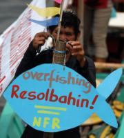 Filipino NGOs want fishery-law reform to prevent overfishing.