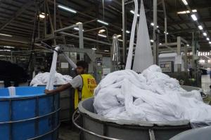 The DBL Group uses cutting-edge technology and meets high occupational safety and environmental standards at its dyeing facility in Dhaka.