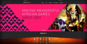 The core themes in Leti Arts products are stories of African superheroes.
