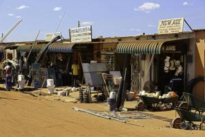 Shop owners and other businesses suffer unreliable power supply.