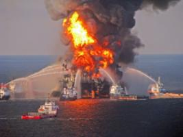 In 2010, the BP drilling rig Deepwater Horizon caught fire in the Gulf of Mexico, unleashing one of the biggest environmental catastrophes of all time.