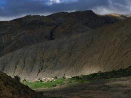 Dheye – a remote village in Nepal's north.