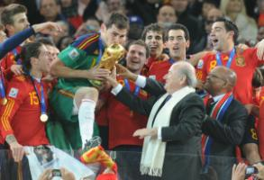 In the end, Spain triumphed.