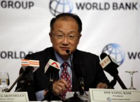 President Jim Yong Kim wants to reform the World Bank.