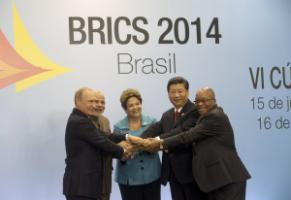 A new development bank was announced at the BRICS Summit in Brazil in July. It will be involved in development funding, but whether it contributes to official development assistance is a totally different matter.