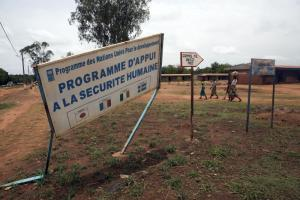 Development effectiveness must be monitored: failed project in the Central African Republic.