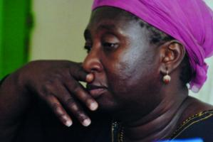 Peace maker Denise Kambou never ex­pected to be honoured by the government