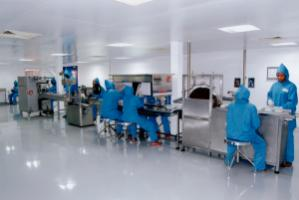 Pharmaceutical production at Cinpharm