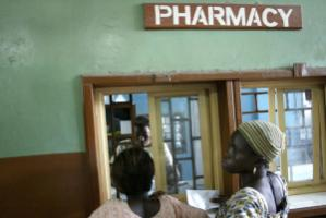 Hospital pharmacy in Nigeria