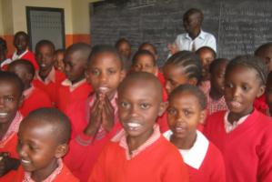 How the media are used properly should be disussed in the classroom. School children in Nairobi