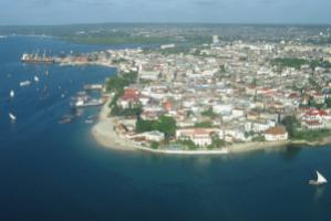 Budget support is meant to serve comprehensive development: the historical centre of Stone Town, Tanzania
