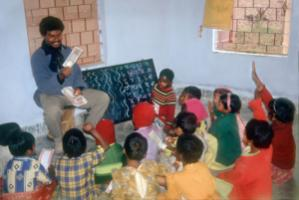 A sense of belonging matters: teaching Adivasi children in the Shantali language in West Bengal, India