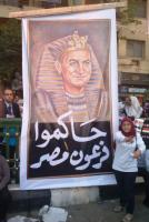 """""""Put Egypt's pharao on trial!"""""""