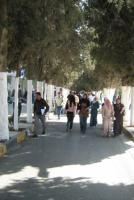 Students in Amman. Women need education in order to live up to their full productive potential