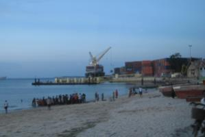 Tanzania must prepare for rising sea levels: the port of Zanzibar's Stone Town
