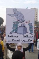 Some Egyptians have a clear idea of what role the military is playing