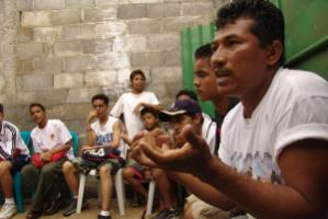 The cultural context matters: a self-help group with former gang members in Managua